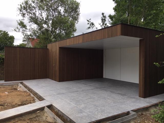 tuinhuis met terras | Diest