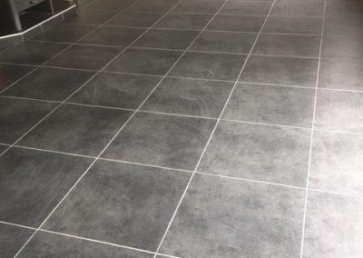 Plaatsen nieuwe vloer | Blauberg